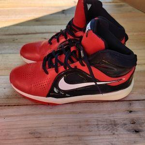 Nike Team Hustle High Tops Sneakers